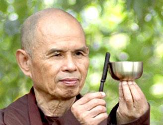 Mindfulness oefeningen van Thich Nhath Hanh