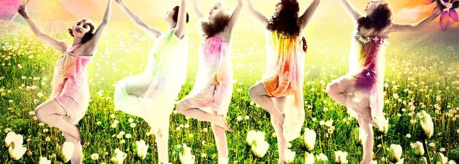 healing garden festival