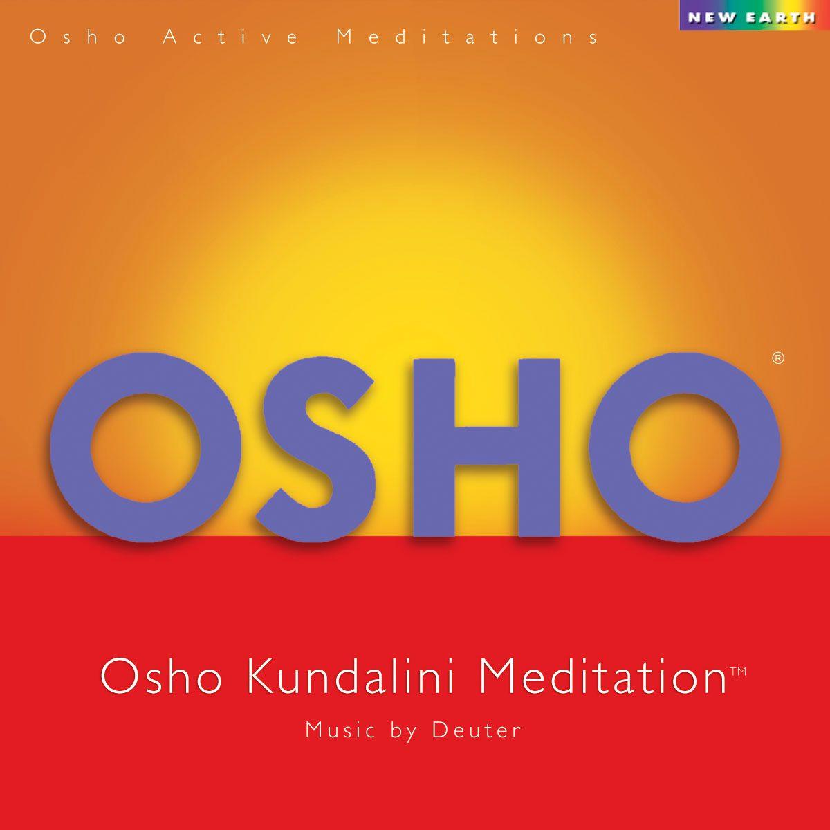 Osho Kundalini Meditatie