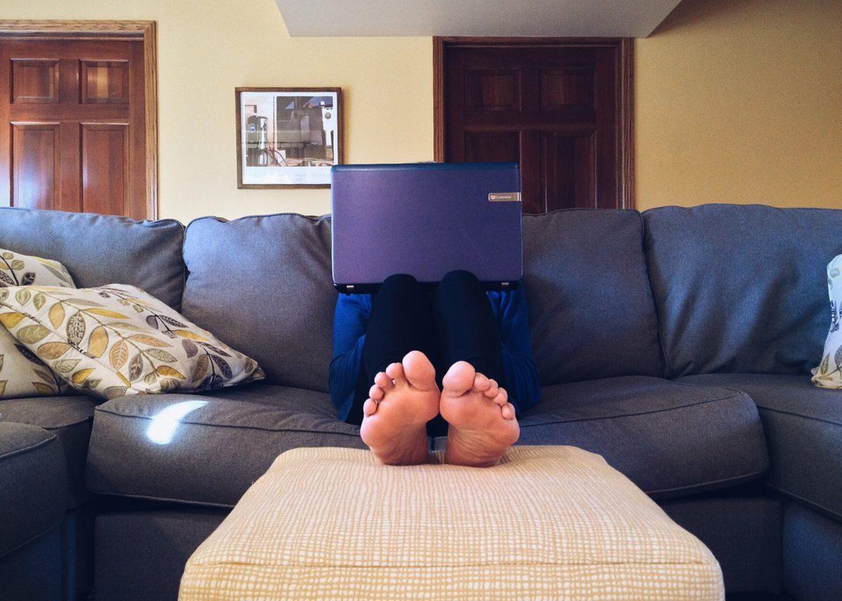 ontspanningsoefeningen tussendoor