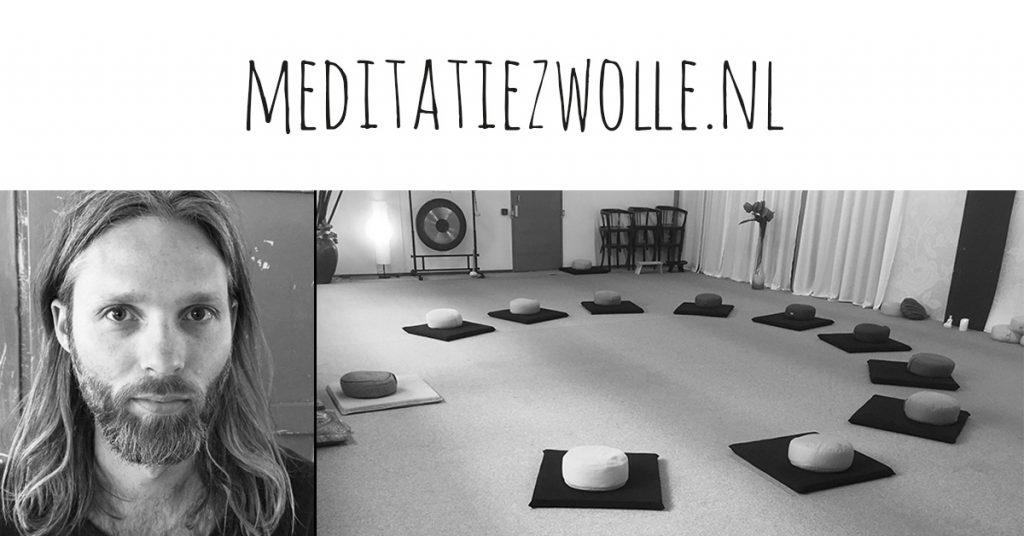 Nieuwe locatie Meditatie Zwolle, lessen vanaf nu in de Terp