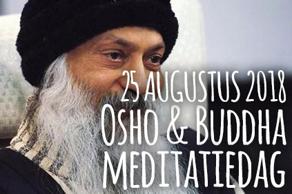 osho buddha meditatiedag