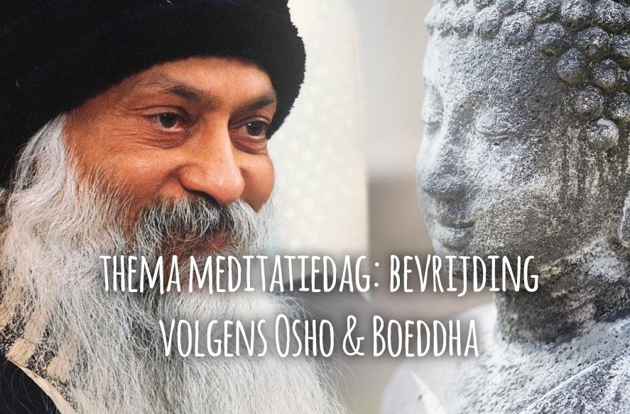 Stilte Meditatiedag in Zwolle: Bevrijding volgens Osho & Boeddha