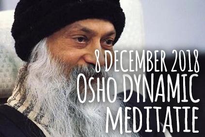osho dynamic meditatiedag