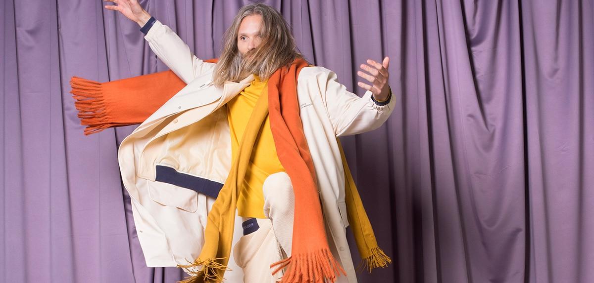 Interview over OSHO Dynamic Meditatie in &C Magazine van Chantal Jansen