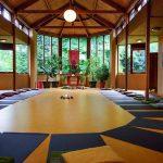 meditatieruimte ashram loenen