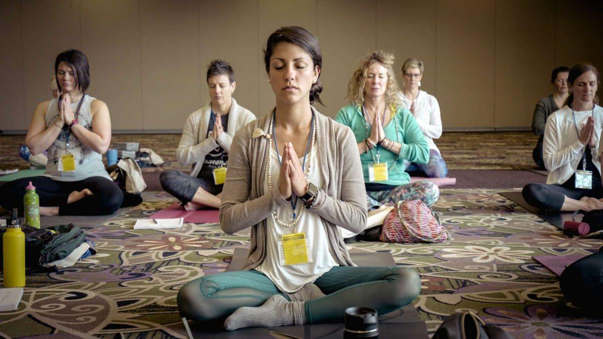 Meditatie advies: werk toe naar een retraite