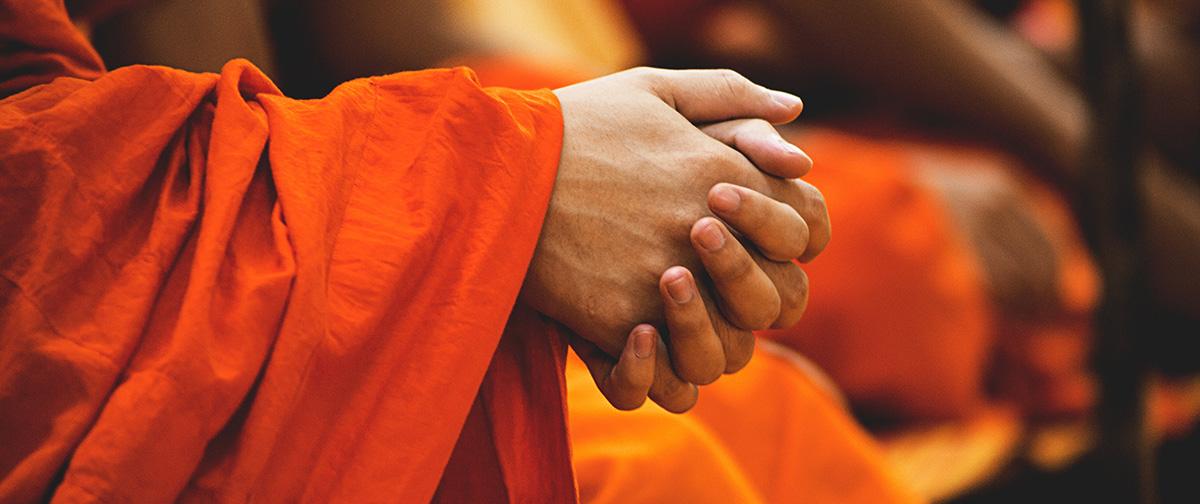 De drie juwelen in het Boeddhisme