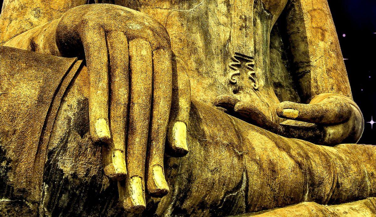Boeddha en Mara – Een Boeddhistisch verhaal