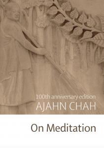 Meditatie instructies Ajahn Chah