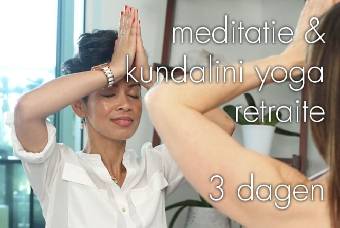 Meditatie & Kundalini yoga retraite