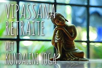 Vipassana retraite kundalini yoga