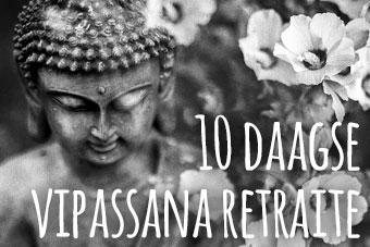 10 daagse Vipassana retraite