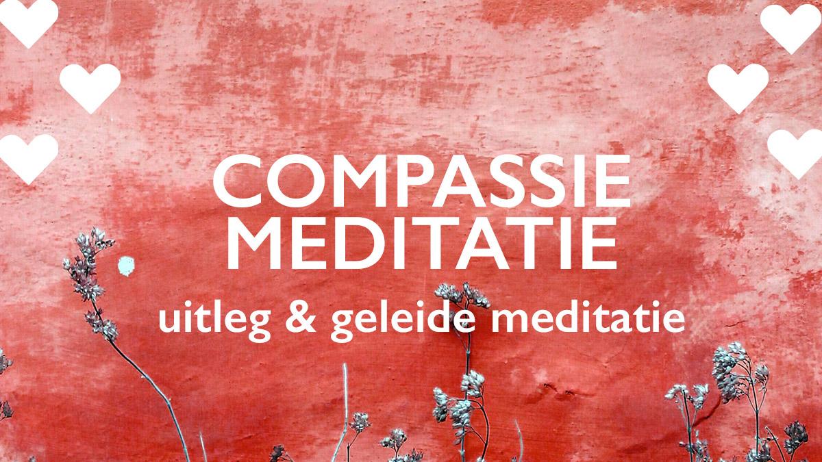 Compassie Meditatie