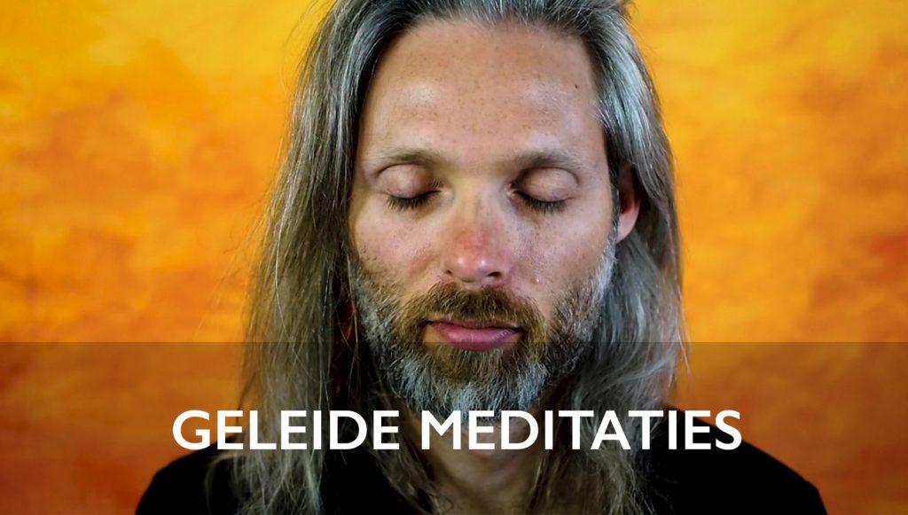 Geleide meditatie