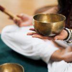 Klankschalen meditaties