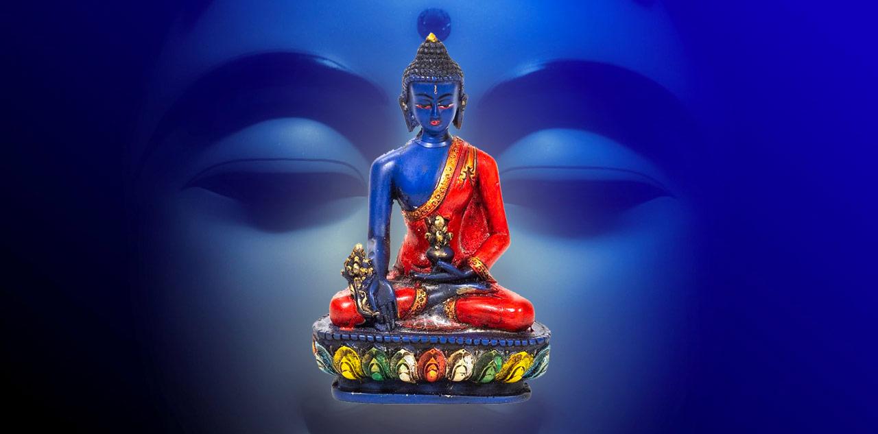De Medicine Buddha mantra: tekst en betekenis
