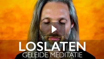 Geleide Meditatie Loslaten