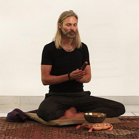 leraar meditatie cursus Gerjan Schoemaker