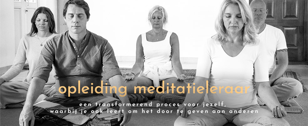 Meditatie Opleiding
