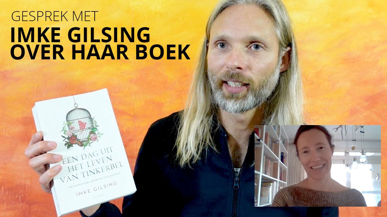 Boekreview: Een dag uit het leven van Tinkerbel & gesprek met Imke Gilsing