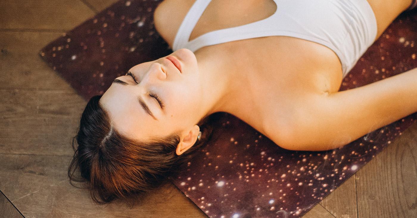Bodyscan als lichaamsbewustzijn- en ontspanningsoefening