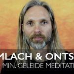 Glimlach en ontspan meditatie